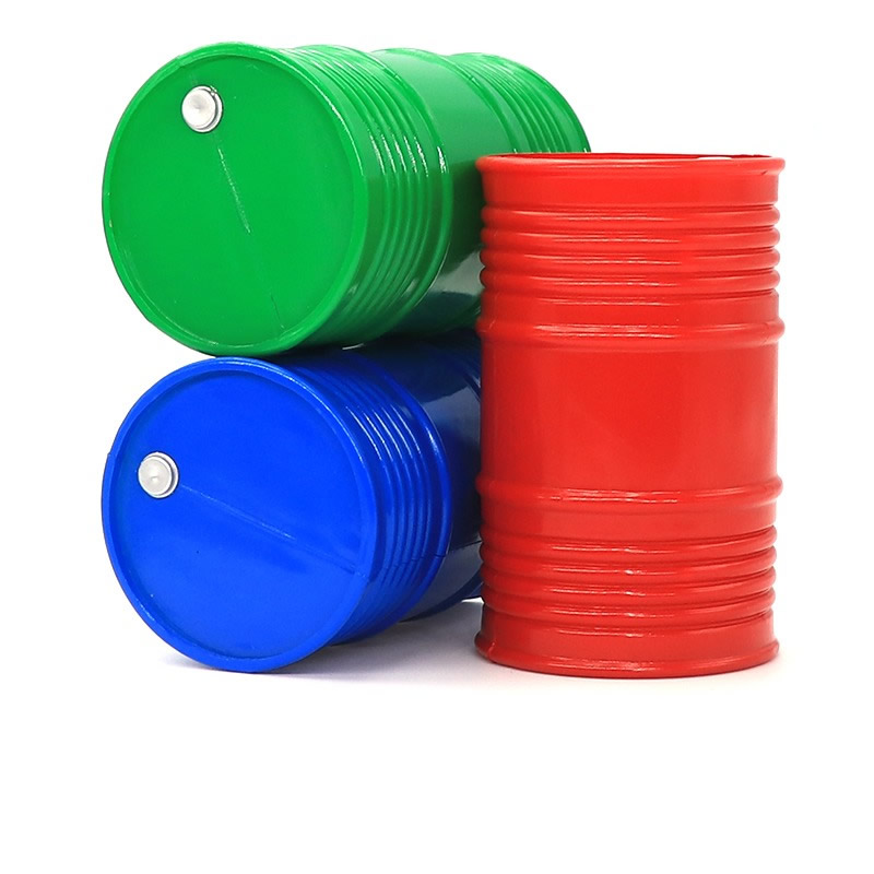 1/10 Simulation Plastic Oil Drum