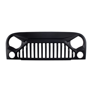 Anger Front Face Grating  For 1/10 Rock Crawler Wrangler.